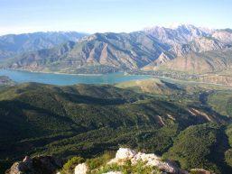 отдых в горах Чимгана