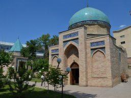тур по святыням Ташкента